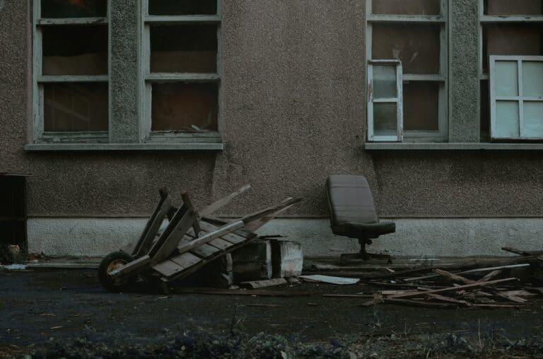 Likwidacja mieszkań